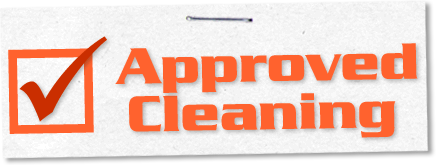 Approved Cleaning Logo